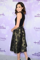 Bailee Madison - Hallmark Channel #Winterfest Party at the 2016 Winter TCA Tour