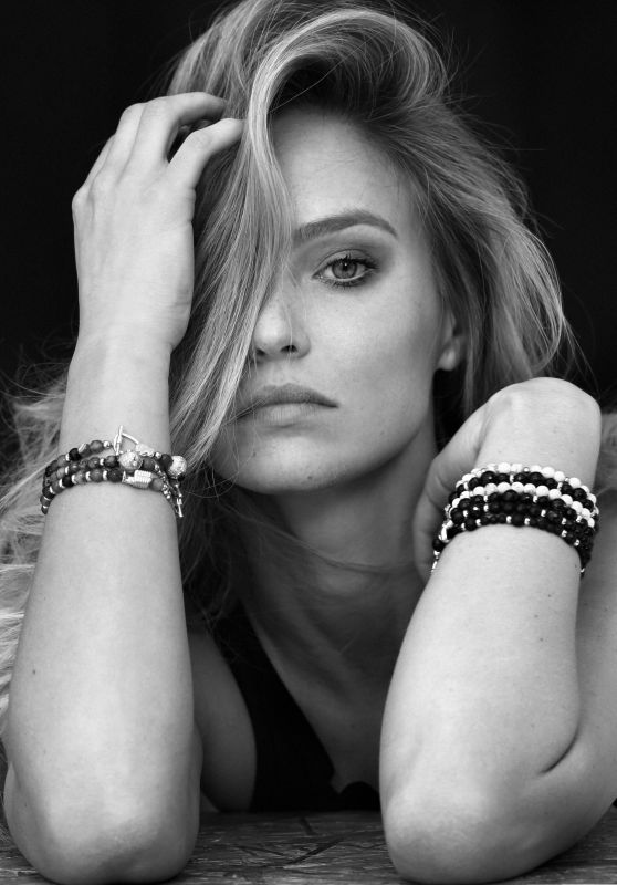 Bar Refaeli - Scali Bracelet 2016 Photo Shoot