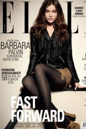Barbara Palvin - Elle Serbia Frebruary 2016 Cover and Pics