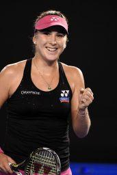 Belinda Bencic – 206 Australian Open 3rd Round