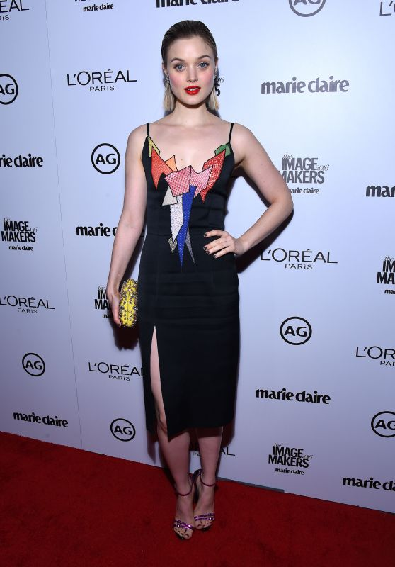 Bella Heathcote - 2016 Inaugural Image Maker Awards in Los Angeles