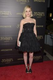 Bella Heathcote on Red Carpet -