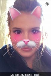 Bella Thorne – Social Media Pics 1/18/2016