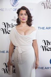Bellamy Young – The Art of Elysium 2016 HEAVEN Gala in Culver City, CA