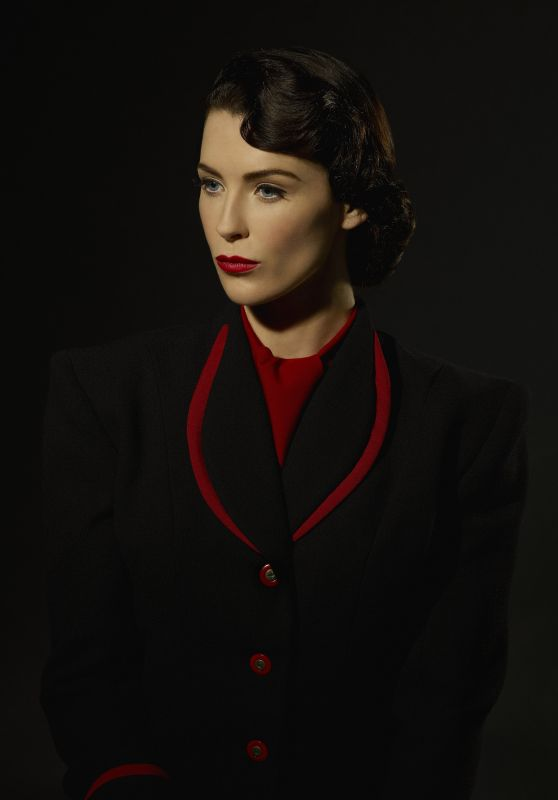 Bridget Regan - Agent Carter Season 2 Promo Photo
