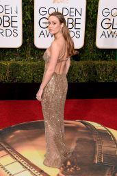 Brie Larson – 2016 Golden Globe Awards in Beverly Hills