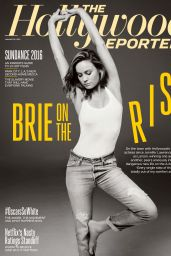 Brie Larson - The Hollywood Reporter January 2016 Issue