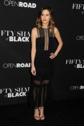 Brit Shaw Red Carpet Pics – 'Fifty Shades of Black' Premiere in Los Angeles