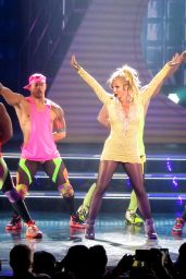 Britney Spears - Performs at Planet Hollywood Resort and Casino in Las Vegas, January 2015