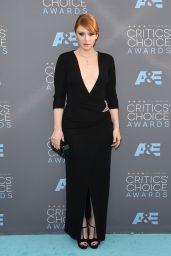Bryce Dallas Howard – 2016 Critics' Choice Awards in Santa Monica
