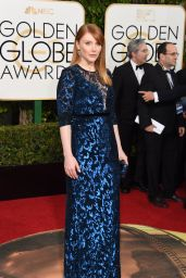 Bryce Dallas Howard – 2016 Golden Globe Awards in Beverly Hills