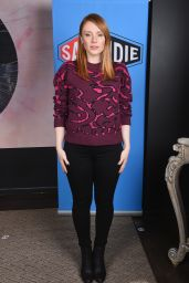 Bryce Dallas Howard at the SAG Indie Brunch for Directors in Park City, Utah 1/25/2016