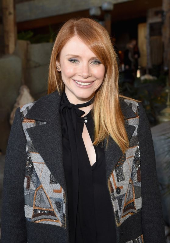 Bryce Dallas Howard - Glamour