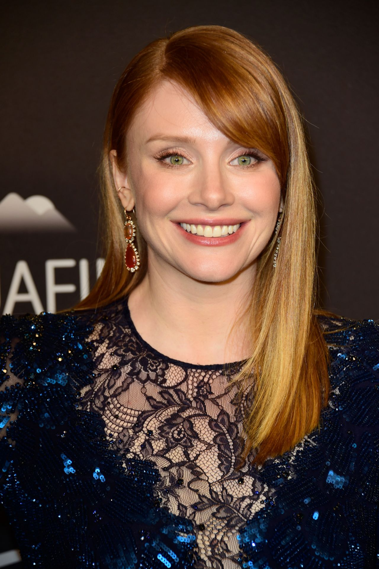 Bryce Dallas Howard Instyle And Warner Bros Golden Globe Awards 2016 Post Party In Beverly Hills