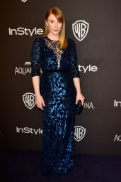 Bryce Dallas Howard – InStyle And Warner Bros. Golden Globe Awards 2016 Post-Party in Beverly Hills