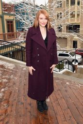 Bryce Dallas Howard - Out in Park City, Utah 1/24/2016