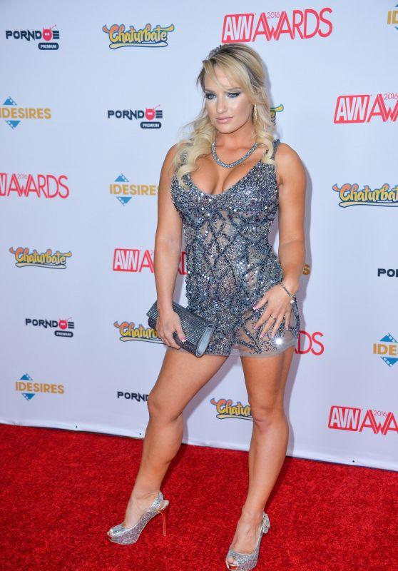 Cali Carter – 2016 AVN Awards Redcarpet Arrivals at Hard Rock Hotel Casino in Las Vegas