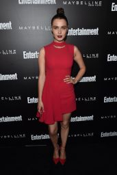 Camilla Luddington – 2016 Entertainment Weekly Party for SAG Awards Nominees in Los Angeles