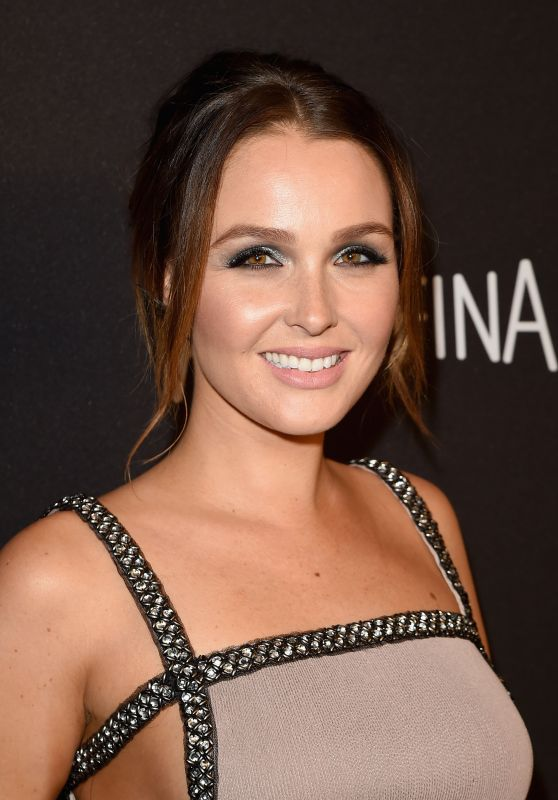 Camilla Luddington - InStyle And Warner Bros. Golden Globe Awards2016 Post-Party in Beverly Hills
