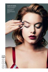 Camille Rowe - Elle Magazine France January 2016 Issue