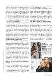 Cara Delevingne - InStyle Magazine Germany February 2016 Issue