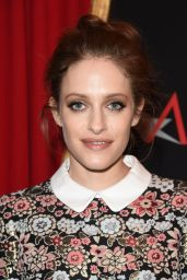 Carly Chaikin - 2016 AFI Awards in Beverly Hills, CA