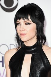 Carly Rae Jepsen – 2016 People's Choice Awards in Microsoft Theater in Los Angeles