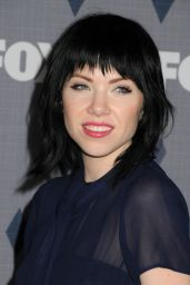 Carly Rae Jepsen - Fox TCA Winter 2016 All-Star Party in Pasadena, CA