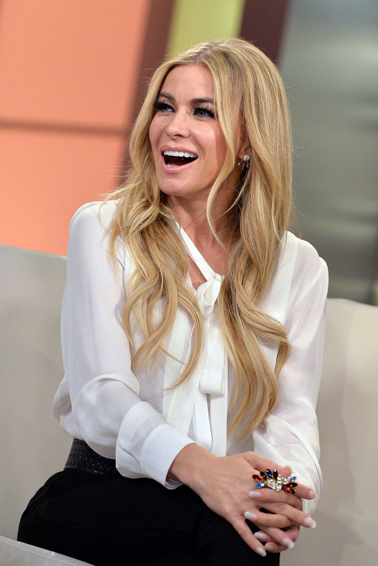 Carmen Electra – 'Fox & Friends' at FOX Studios in New York City ...
