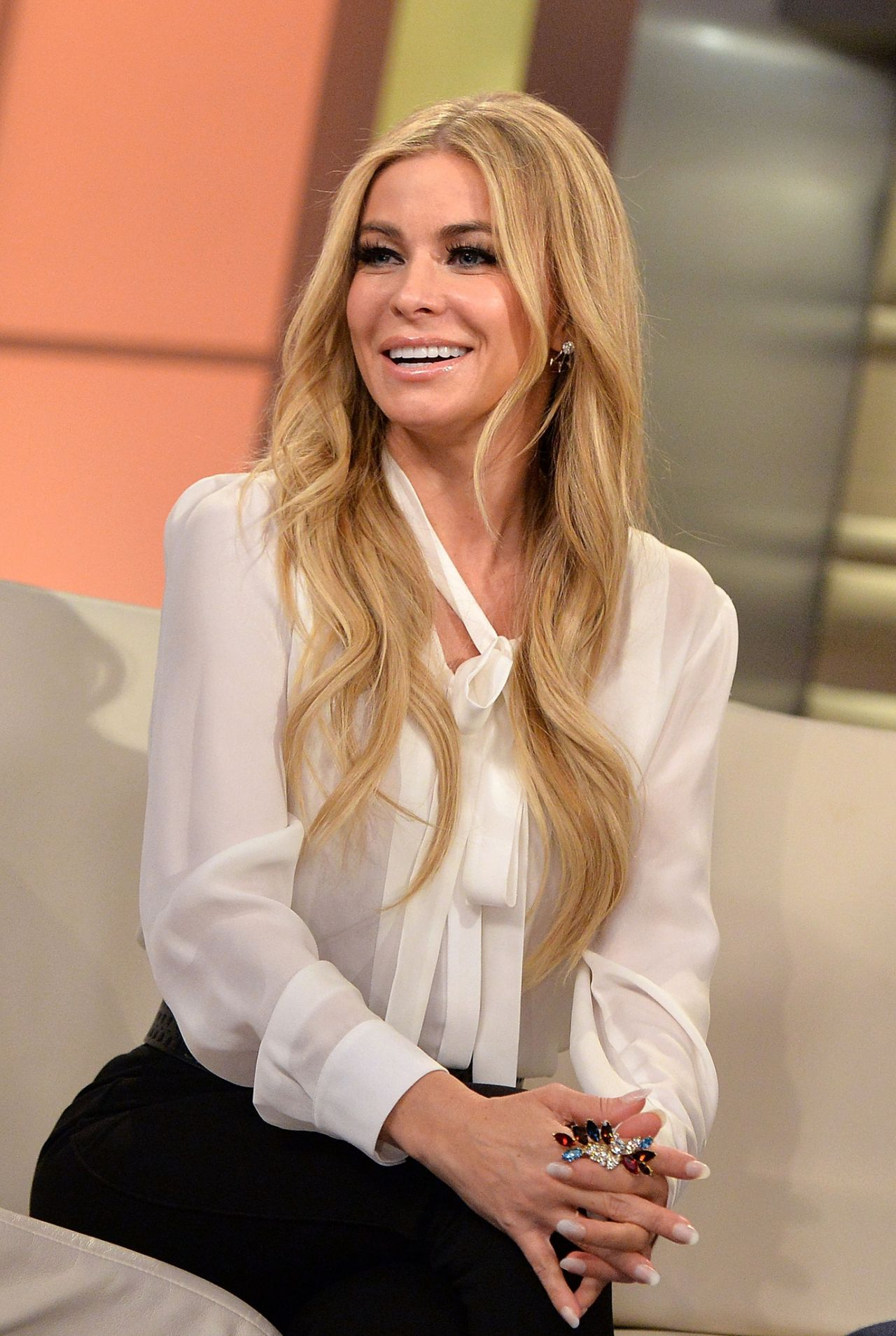 Carmen Electra Fox Amp Friends At Fox Studios In New
