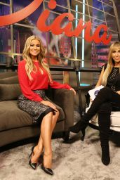 Carmen Electra - The Lowdown Show With Diana Madison in Hollywood, January 2016