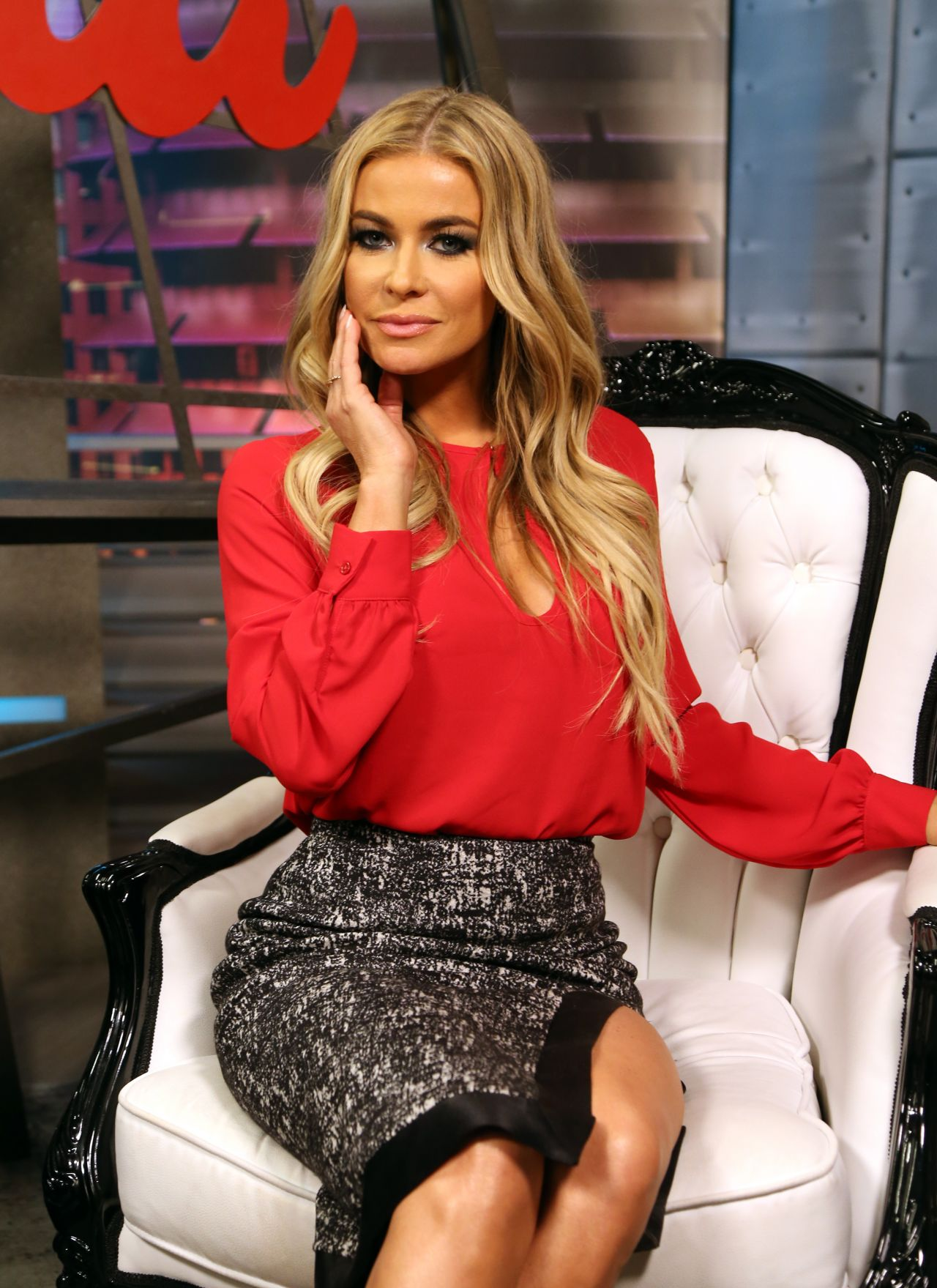 Carmen Electra - The Lowdown Show With Diana Madison in ...