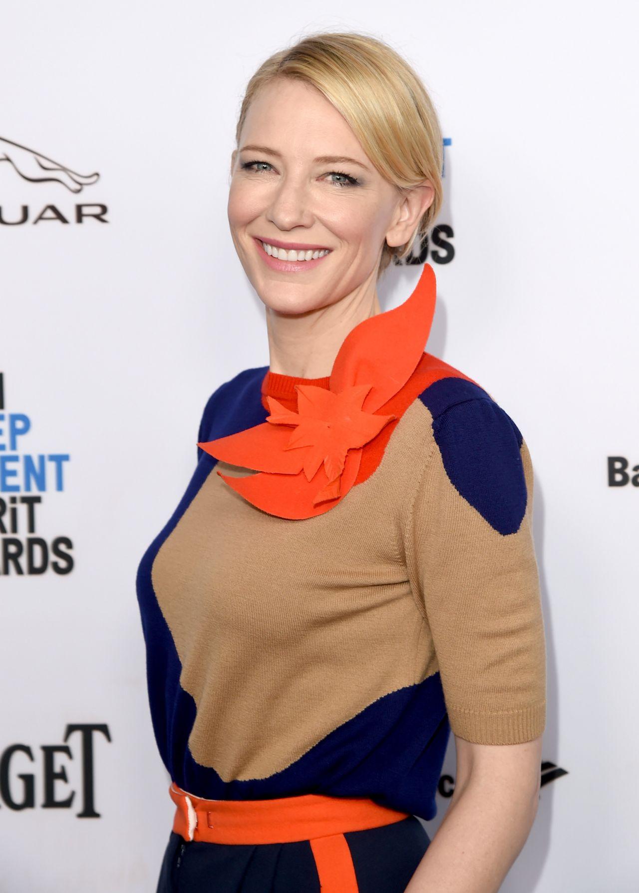 Cate Blanchett - 2016 Film Independent Filmmaker Grant and ... Cate Blanchett 2016