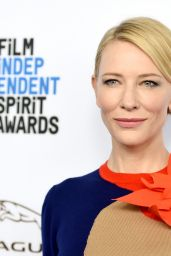 Cate Blanchett - 2016 Film Independent Filmmaker Grant and Spirit Award Nominees Brunch in West Hollywood, CA