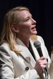 Cate Blanchett - Behind Closed Doors with Cate Blanchett at Landmark Theatre in LA, January 2016