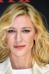 Cate Blanchett - SK-II Change Destiny Campaign Launch in Tokyo, January 2016