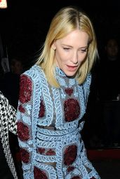 Cate Blanchett - W Magazine 2016 Golden Globe Party