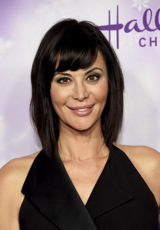 Catherine Bell - Hallmark Channel #Winterfest Party at the 2016 Winter TCA Tour