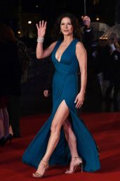 Catherine Zeta Jones – 'Dad's Army' FIlm Premiere in London