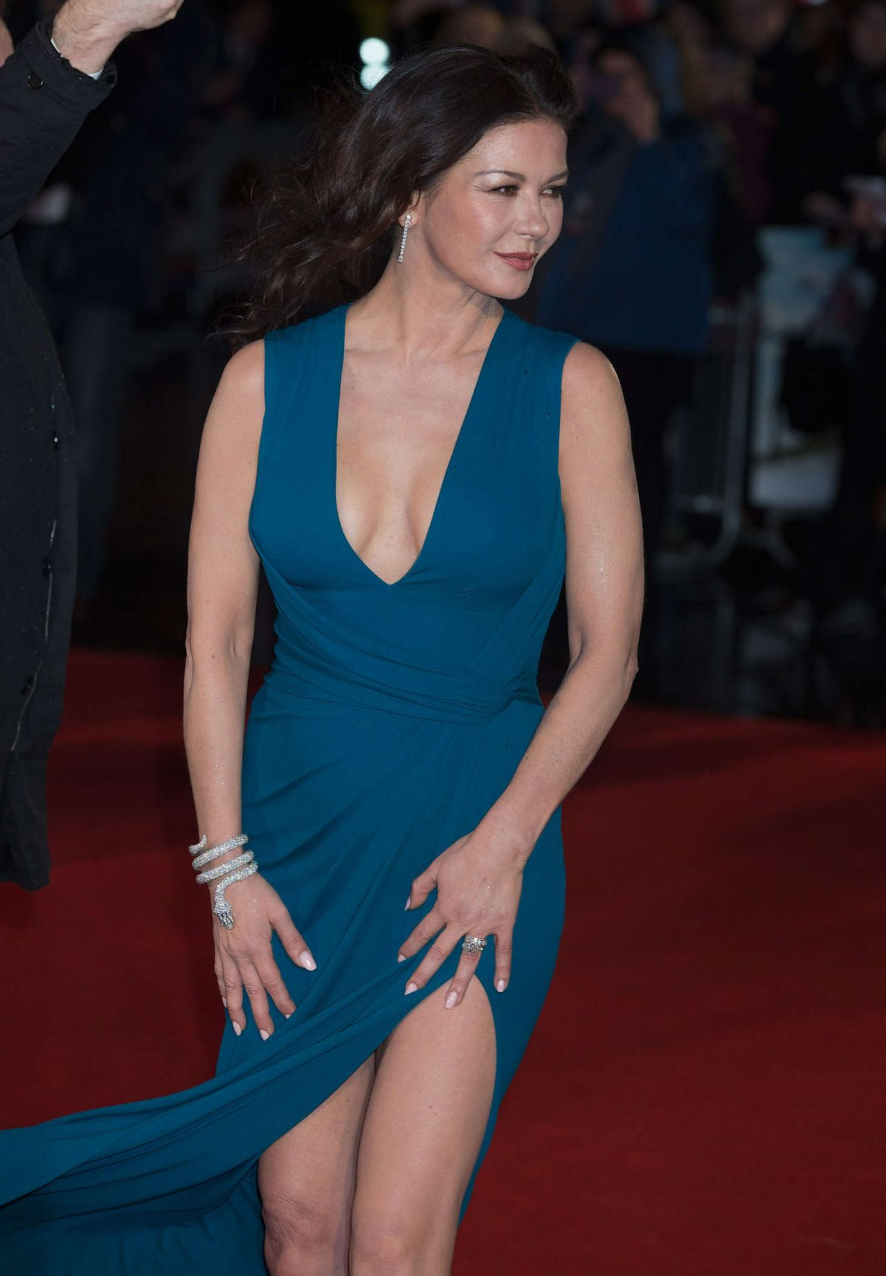 Catherine Zeta Jones – 'Dad's Army' FIlm Premiere in London Catherine Zeta Jones