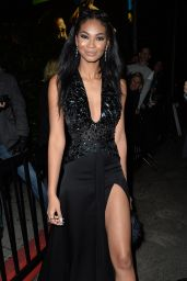 Chanel Iman – W Magazine 2016 Golden Globe Party in Los Angeles