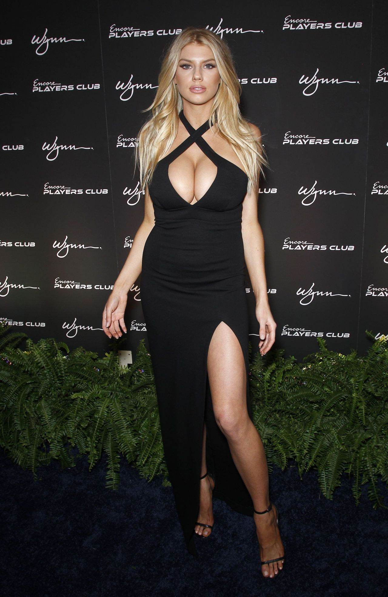 Charlotte Mckinney - Encore Players Club Grand Opening In Las Vegas, January 2016-9227