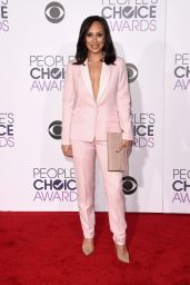 Cheryl Burke – 2016 People's Choice Awards in Microsoft Theater in Los Angeles
