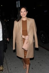 Cheryl Burke Night Out Style -
