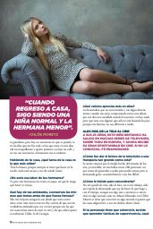 Chloë Moretz - Seventeen Magazine Mexico February 2016 Issue