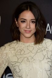 Chloe Bennet – InStyle And Warner Bros. 2016 Golden Globe Awards Post-Party in Beverly Hills