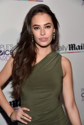 Chloe Bridges – DailyMail's 2016 People's Choice Awards After Party in Los Angeles