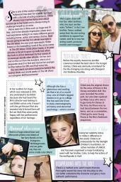 Chloe Grace Moretz - Girl Power February 2016 Issue