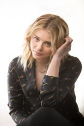 Chloe Grace Moretz - USA Today, January 2016
