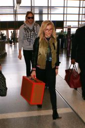 Chloe Moretz at LAX Airport in Los Angeles, 1/17/2016
